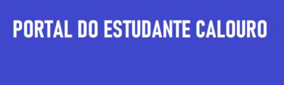 Banner - Portal do estudante calouro
