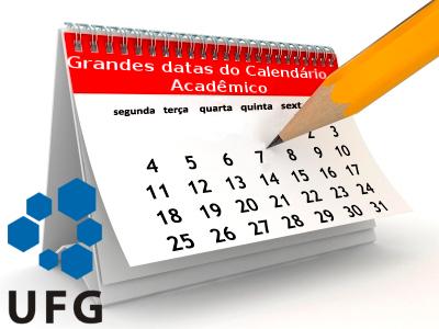 Imagem relacionada as grandes datas do Calendário Acadêmico.