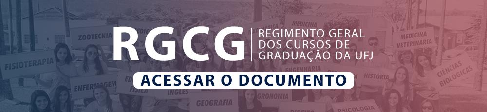 Banner - Divulgação do RGCG