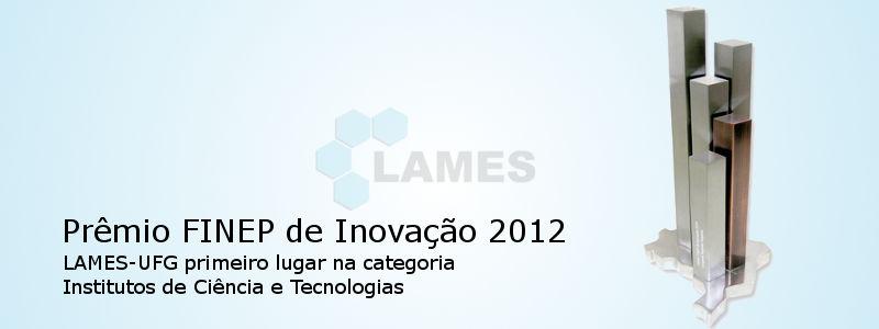 Imagem prêmio FINEP de Inovação 2012