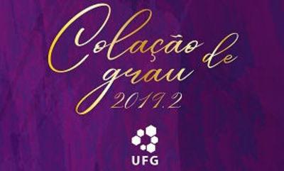 Banner Colação de Grau 2019-2