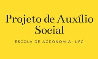 Banner Projeto de Auxílio Social