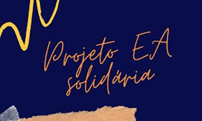 Banner Projeto EA Solidária