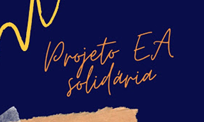 Banner Projeto EA Solidária