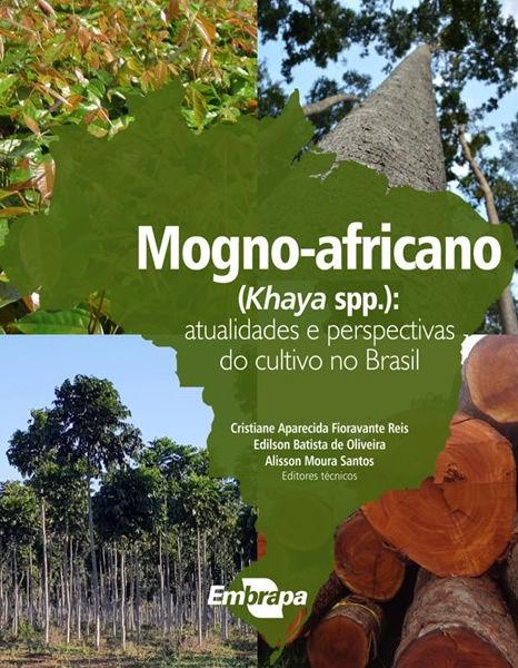 Livro Mogno-africano