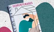 Edição um do Zine Quarantenades