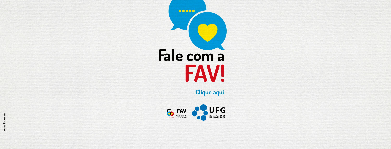 Banner - Fale com a Fav!