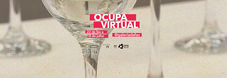 Banner OCUPA VIRTUAL