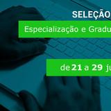 A UFG está selecionando Tutores para atuação em cursos de graduação e especialização EaD da instituição. As inscrições serão realizadas entre os dias 21 e 29 de junho