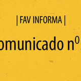 FAV informa | Comunicado n. 3