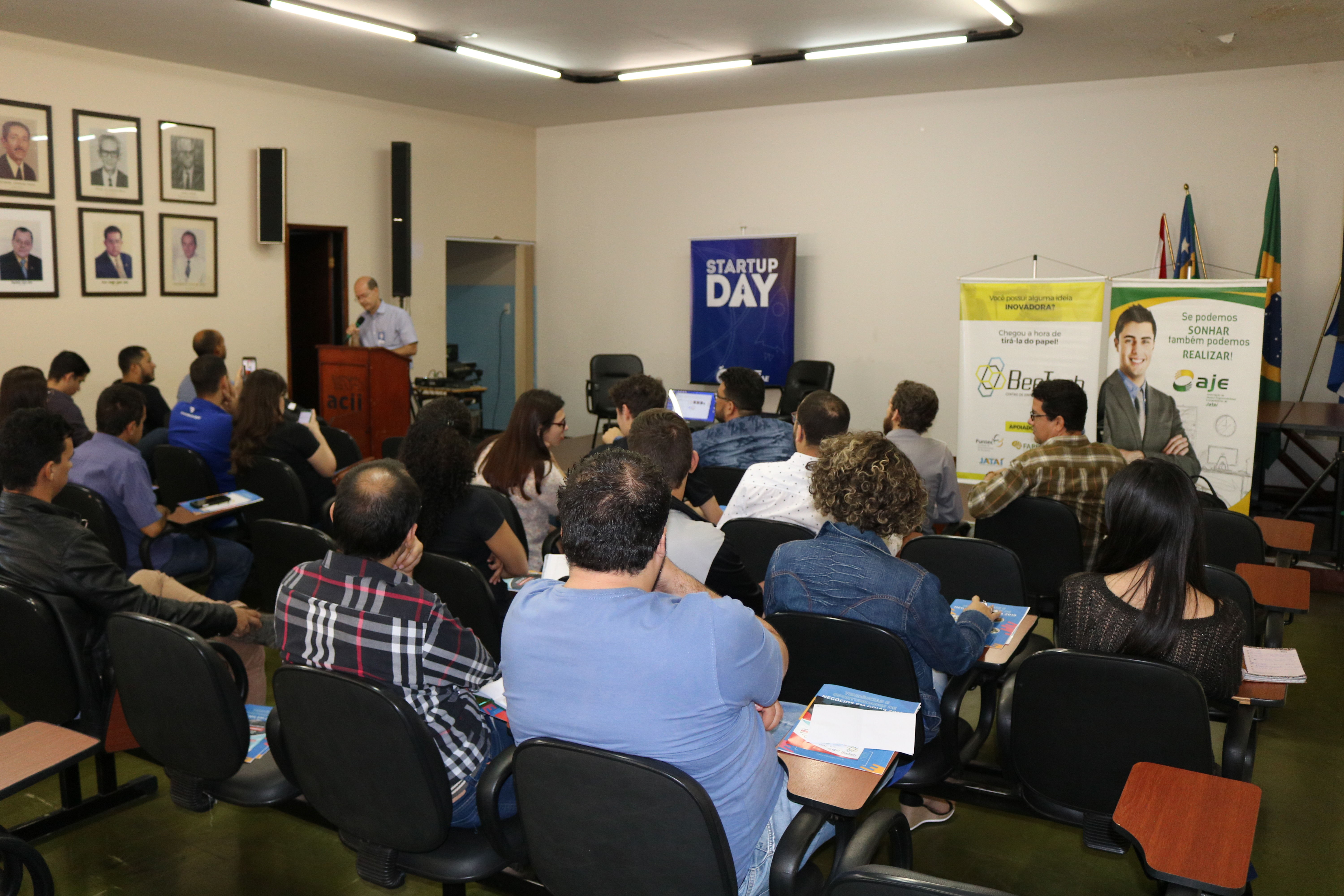 Startup Day 2019 01