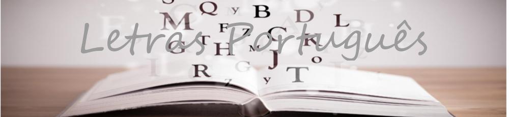 Letras Português