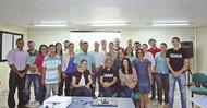 VI turma do Curso de Inventário Florestal, em São Luís/MA. O curso aconteceu na Secretaria de Meio Ambiente do Estado do Maranhão, no dia 3 de maio de 2017.