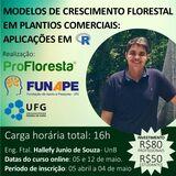 Modelagem Florestal