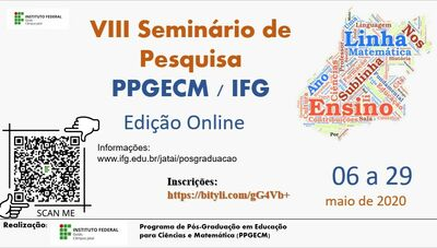 Viii Seminário IFG