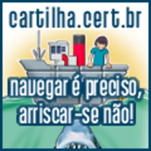 banner cartilha cert