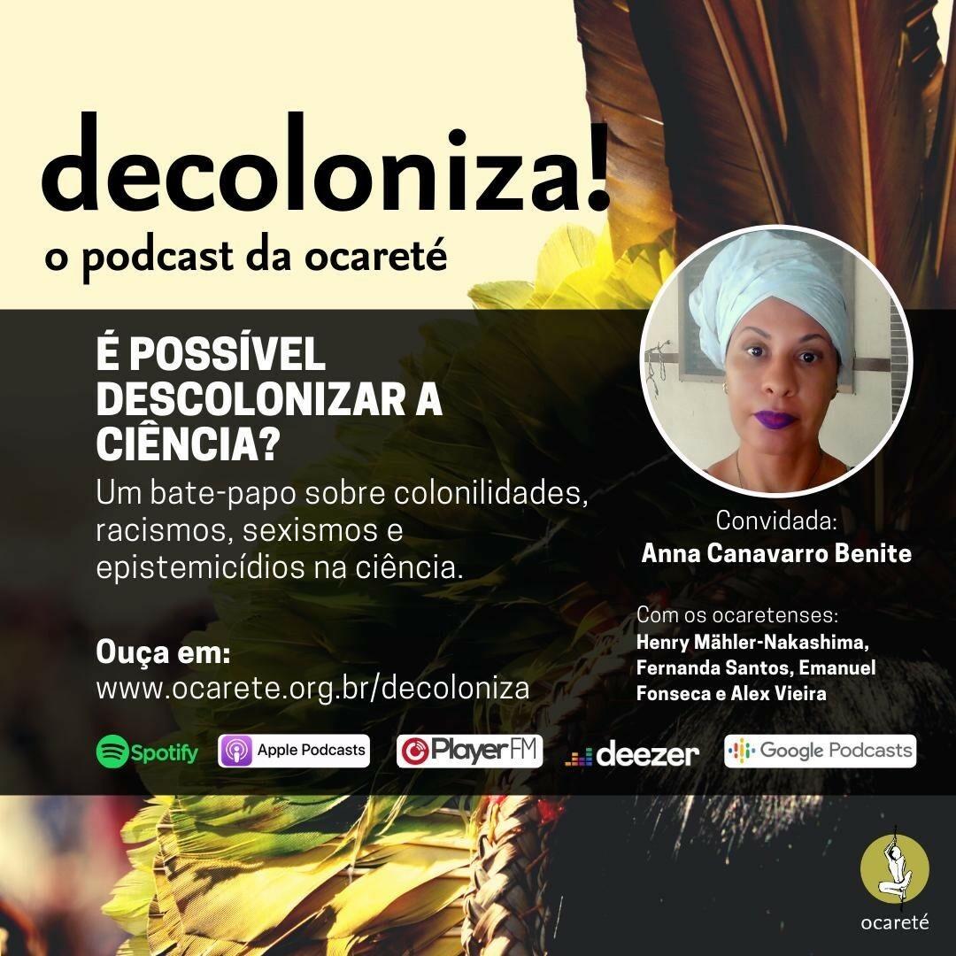 #28 - É Possível Descolonizar a Ciência?
