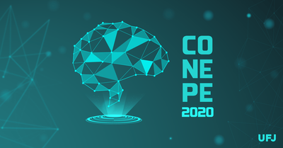 "Banner com Logotipo ""Conepe 2020"""