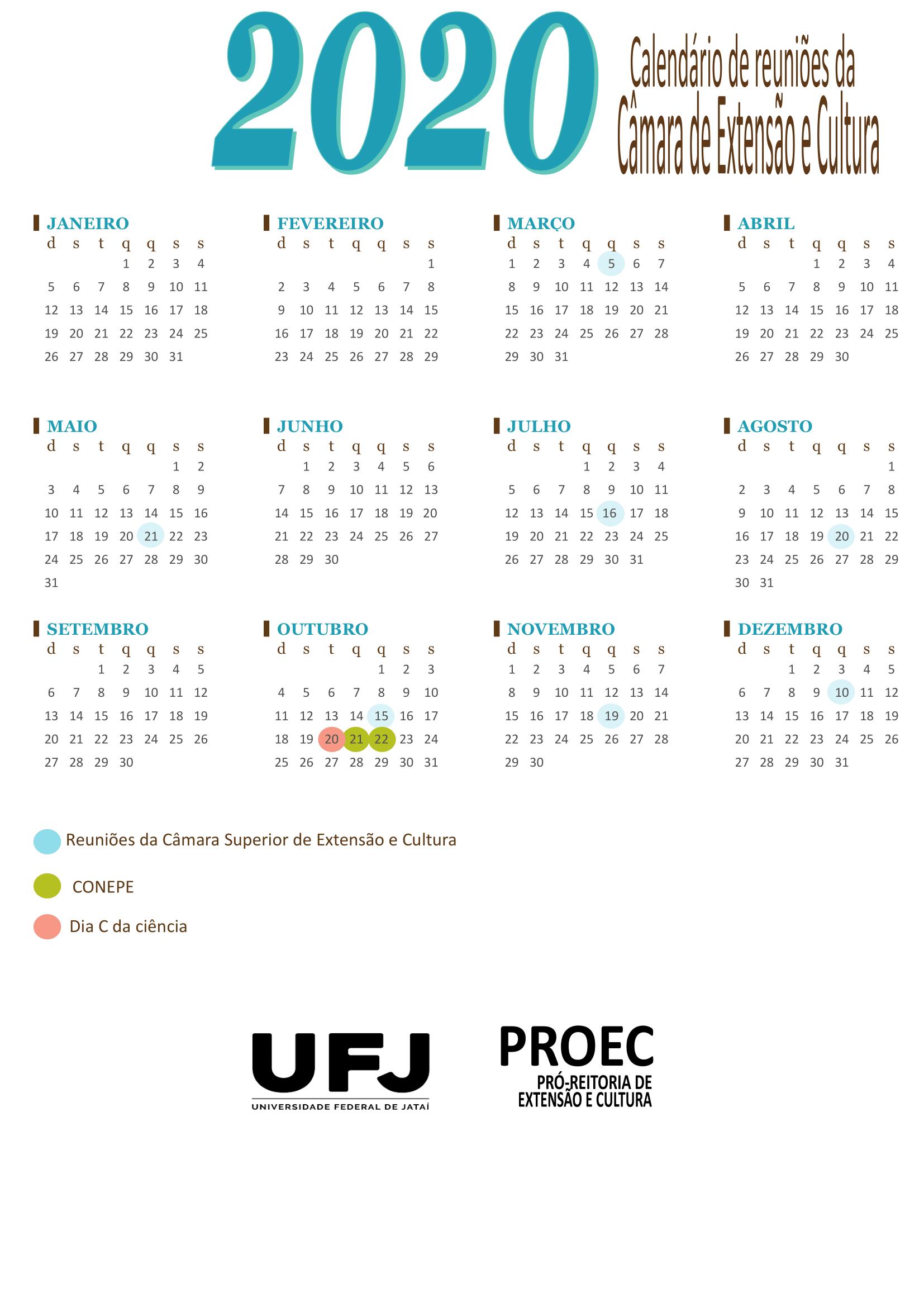 Calendário  corrigido