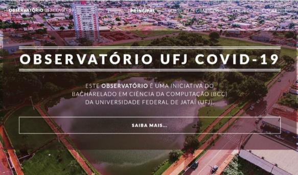 observatório covid