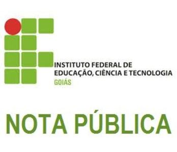 IF Goiás NP