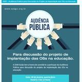 Audiência Pública - OS - OAB