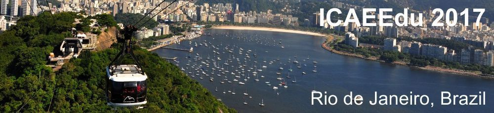 ICAEEdu 2017 International Conference on Alive Engineering Education
