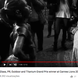 Cannes Lions 2017 Fearless Girl