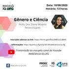 WebCiência seminário 2