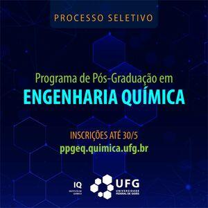 Divulgação inscriçoes PPGEQ 2021