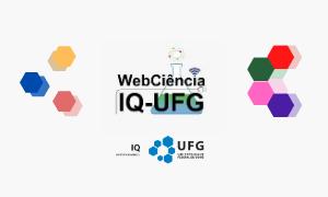 Capa de notícia- WebCiência IQ-UFG