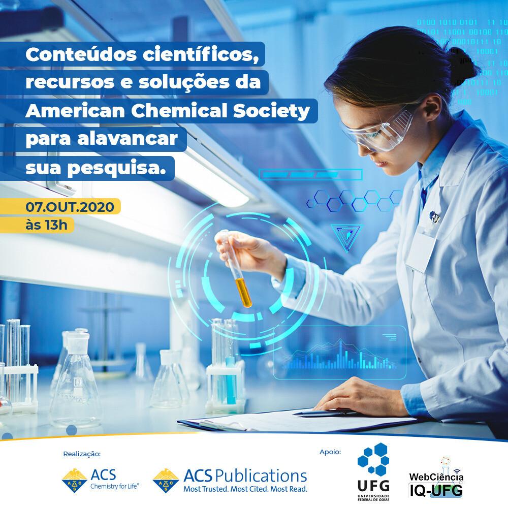 Treinamento American Chemical Society