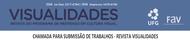 CHAMADA PARA SUBMISSÃO DE TRABALHOS - REVISTA VISUALIDADES