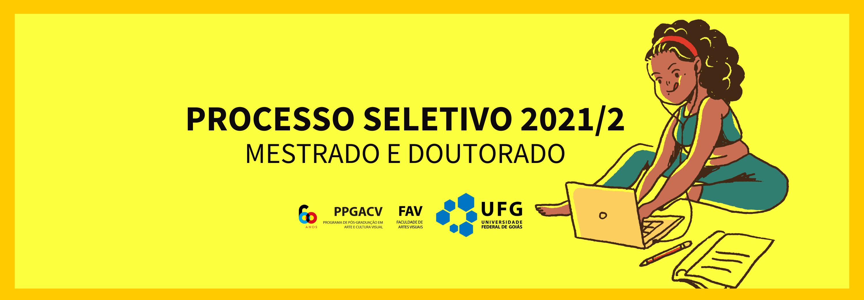 banner processo seletivo 2021-2