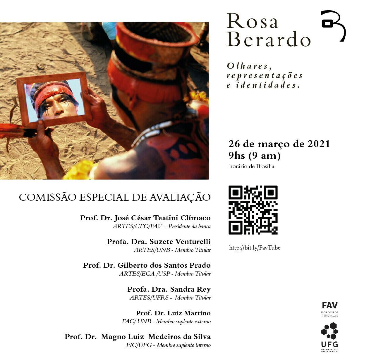 Defesa Memorial Rosa Maria Berardo
