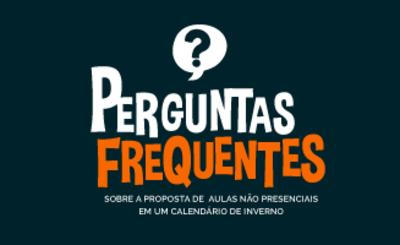 FAQ - Aulas nao presenciais UFJ