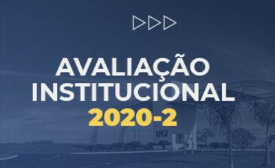 Avaliação Institucional 2020-2