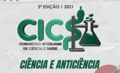 II Congresso Interligas de Ciência e Saúde (CICS)