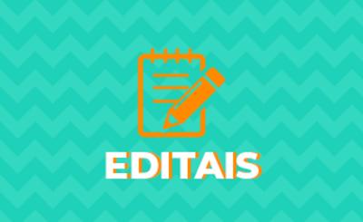 Editais. news