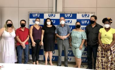 Reunião UFJ - Rubens Otoni