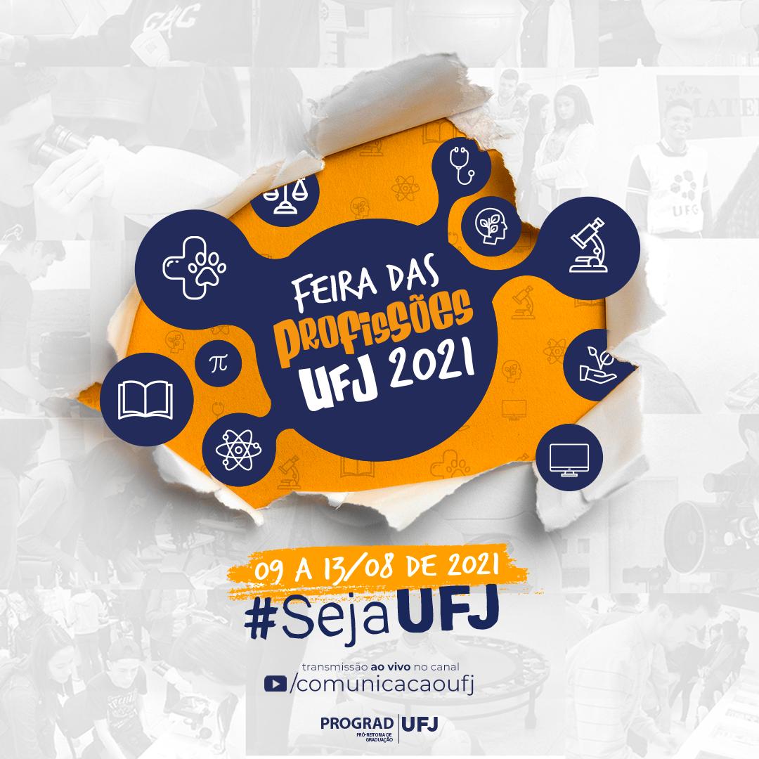 Feira das Profissões UFJ 2021