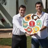 Thiago Jabur e Denis Rezende