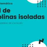 Imagem Edital Disciplinas Isoladas 2020-2