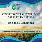 INOVAGRI Congresso Redes Irrigadas 2020