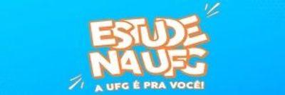 Estude na UFG_A UFG é pra você