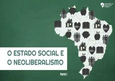 O Estado Social e o Neoliberalismo-Observatorio