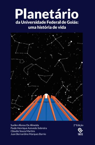 Capa Livro Planetario da UFG Uma história de vida