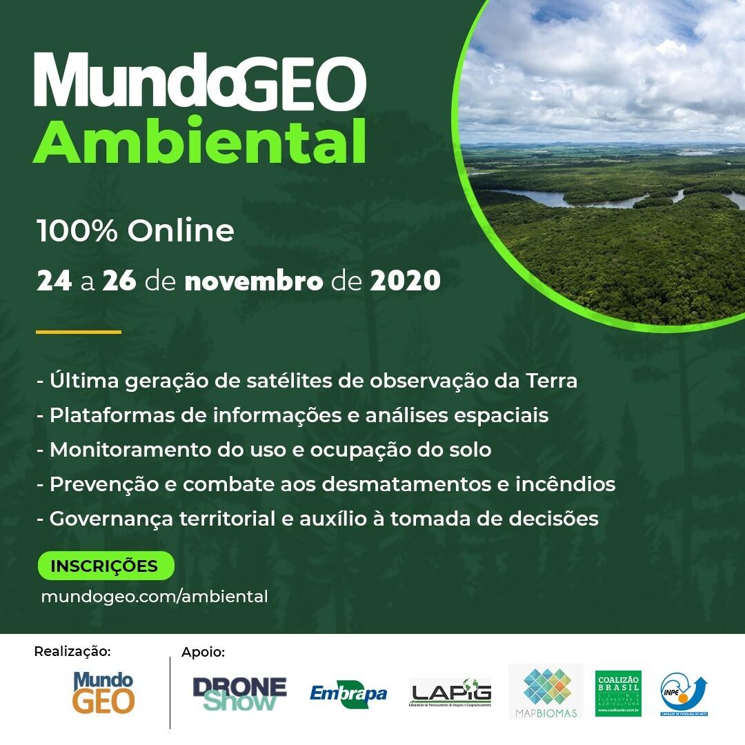 MundoGeo Ambiental 2020