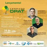 Cerrado DPAT whatsApp e post Instagram