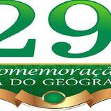 Dia 29maio dia do Geógrafo_a
